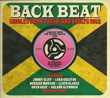 BACK BEAT SINGLES FROM THE ISLAND VAULTS 1962 - 3 CD BOX SET