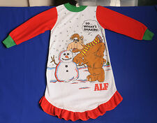Alf (TV Show) - Children's Girls Nightgown / Sleepwear - Size 4