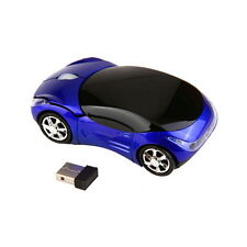 1000DPI Wireless Car Optical Mouse +USB receiver SG