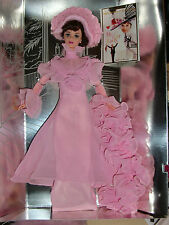 1995 Barbie as Eliza Doolittle in My Fair Lady NRFB Pink dress