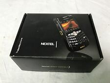 NEW blackberry curve 8350i smartphone nextel/sprint BOOST MOBILE UNLOCK CAPABLE