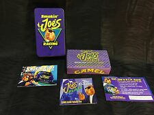 1994 R J REYNOLDS TOBACCO SMOKIN' JOE'S CAMEL 50 RACING MATCH BOOKS & TIN SET