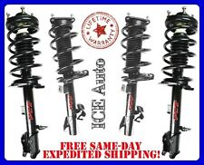 Fits 91-96 Ford Escort 1.8 1.9 w/o ABS FCS Complete Loaded FRONT & REAR Struts