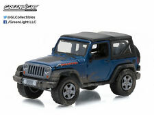 1/64 GREENLIGHT All-Terrain Series 1 2010 Jeep Wrangler Mountain Edition (Solid)