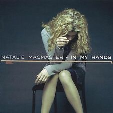 NATALIE MACMASTER In My Hands RARE OUT OF PRINT HYBRID SUPER AUDIO SACD