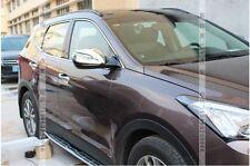 Spiegelkappen Chrom ABS für Hyundai  Santa Fe ab 2013