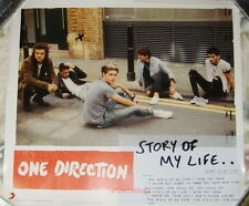 One Direction Story Of My Life 2013 Taiwan Promo Poster