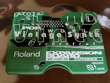 Roland SR-JV80-99 EXPERIENCE Expansion Board
