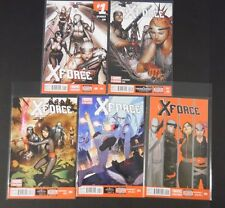 Marvel Comics NOW! X-Force 1 2 3 4 5 NM FREE SHIPPING
