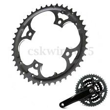 44T 9 Speed Crankset Single Tooth Bike Chain Ring Chainring for Shimano Bicycle