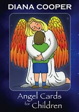 Angel Cards for Children by Diana Cooper (NEW)