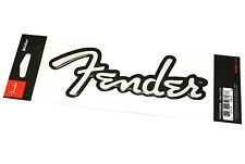 910-0288-306 Fender™ Guitar Bass & Amp Logo 3D Sticker