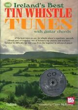 Ireland's Best Collection: Ireland's Best Tin Whistle Tunes with Guitar...