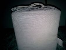 ROOM ESSENTIAL RE-GREY AND WHITE STRIPE-TWIN JERSEY SHEET SET-NWOT