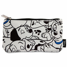 101 Dalmatians Puppy Dog Pouch Cosmetic Bag Purse Loungefly Disney Store NEW