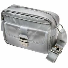 Nikon 1 Series Deluxe Digital Camera Case (Grey) for J1, J2, J3, S1, V1, V2, AW1