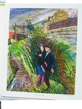 Carel Weight RA The Snake / Garden of Eden Hockney 's Tutor & Friend  Tate Etc