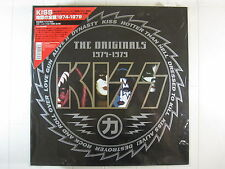 KISS THE ORIGINALS 1974-1979 JAPAN 11LP BOX SET COMPLETE NEW SEALED UNOPENED