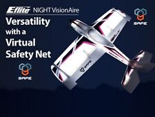 E-FLITE EFLITE NIGHT VISIONAIRE WITH SAFE BNF BIND AND FLY BASIC EFL7150 !!