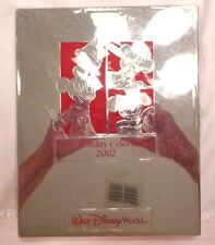 2002 CAST EXCLUSIVE  CAST HOLIDAY CELEBRATION HINGED PICTURE FRAME