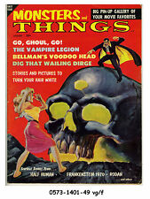 Monsters and Things #1 © January 1959 Magnum Publishing