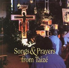 Songs & Prayers from Taize, New Music