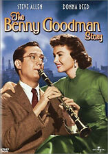 BENNY GOODMAN STORY  - DVD - REGION 2 UK