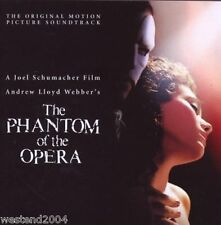 Andrew Lloyd Webber - Phantom Of The Opera - CD NEW & SEALED