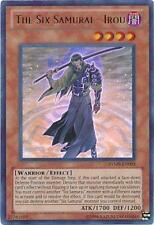 YuGiOh The Six Samurai - Irou -RYMP-EN093 - Ultra Rare - Unlimited Edition NM