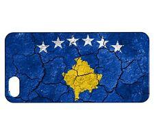 Coque iPhone SE Drapeau KOSOVO 03