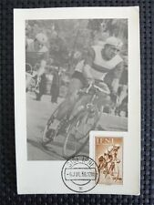 SIDI IFNI MK 1958 CYCLING SPORTS MAXIMUMKARTE CARTE MAXIMUM CARD MC CM c4094