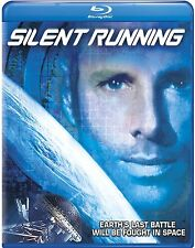SILENT RUNNING (1972 Bruce Dern)  BLU RAY  Region free for UK
