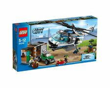 LEGO City Police 60046: Helicopter Surveillance - retired item