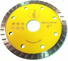 "4"" GA Diamond Saw Blade TURBO for GRANITE DB3757A"