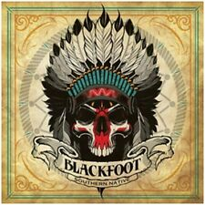 Blackfoot - Southern Native - New CD Album - Pre Order 5th Aug