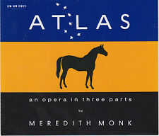 Atlas - An Opera In Three Parts - Meredith Monk