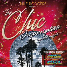 Nile Rodgers Presents The Chic Organisation  - 2 cd  The Disco Edition