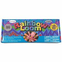 Official Rainbow Loom Kit with Metal Hook Tool