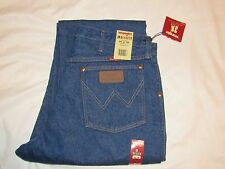 *NEW WITH TAGS*, MEN'S WRANGLER COWBOY JEANS, RELAXED, FITS OVER BOOTS, 34 X 30