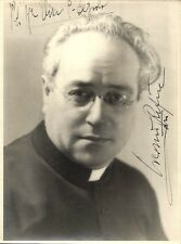 LICINIO REFICE - HANDSIGNED - Italian COMPOSER 1930's