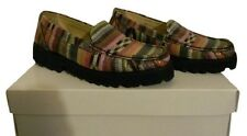 Ron White All Day Rita Multi Color Flats Size 4M Retail $285  Made In Italy