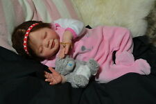 Gorgeous Reborn Baby Girl ANGEL was Angeli by Eliza Marx