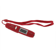 Non-Contact Infrared Temperature Mini Pocket IR Thermometer Pen +Battery BE