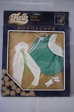 BT Toys FLEUR doll HOROSCOPE fashion #385-1241 NRFB Dutch Sindy outfit  80's