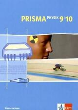 Prisma Physik 9/10 für Realschule Niedersachsen ++wie Neu++