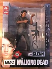 "THE WALKING DEAD TV SERIES 10"" GLENN RHEE ACTION FIGURE McFARLANE INSTOCK"