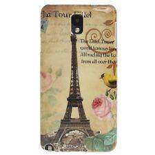 Schutzhülle f Samsung Galaxy Note 3 N9000 Tasche Case Paris Eiffelturm Stadt