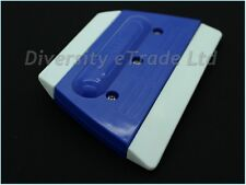 Plastic Block Quality Squeegee Tool With Rubber Edge for Car Wrapping Vinyl Tint