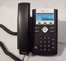 "Lot of 10. Polycom Soundpoint 335 IP Phone 2201-12375-001 Grade ""A"""