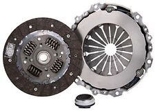 Citroen C2 JM_ 1.6 VTS Hatchback 3 Pc Clutch Kit 01 2005 Onwards